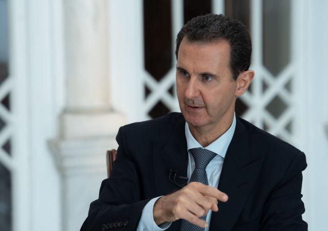 阿薩德談敘利亞人返鄉