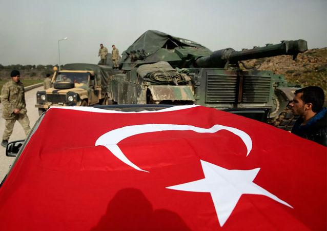 土耳其部隊