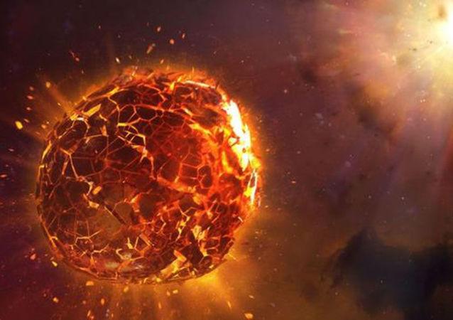 天文學家發現一顆巨大行星 一年僅有18小時