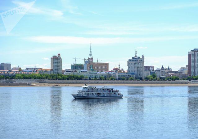 黑河市政府:黑河—布拉戈維申斯克旅檢口岸綠色走廊累計開放8次