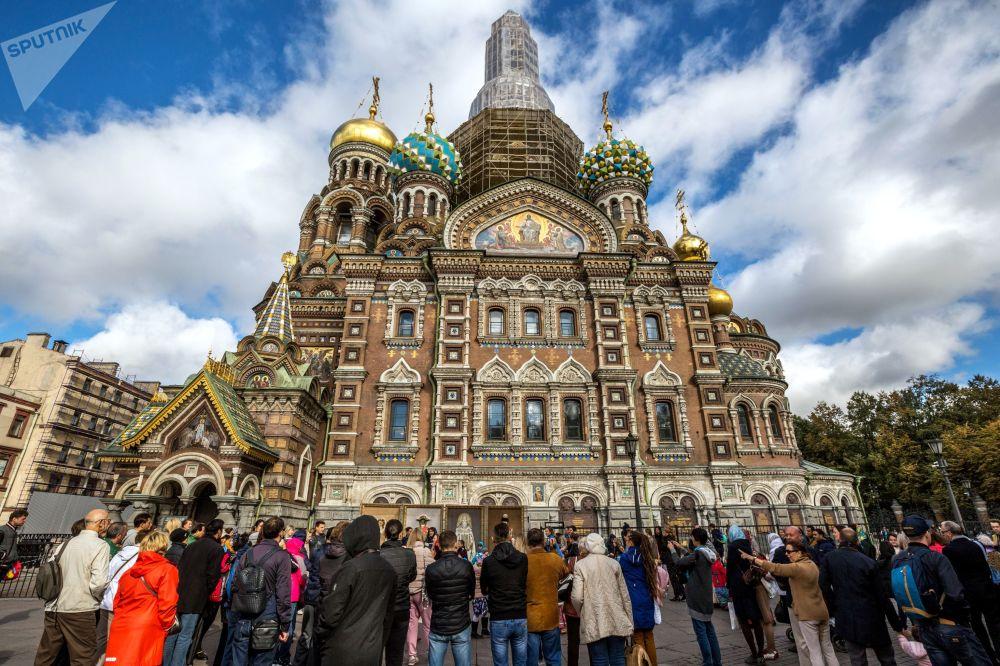 俄羅斯最上鏡城市