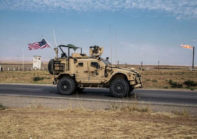 美軍佔領敘利亞東北部數個油田