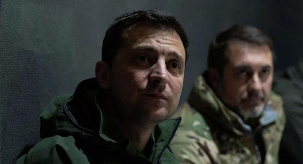 澤連斯基承諾找回被俄扣押軍艦上缺失設備和武器