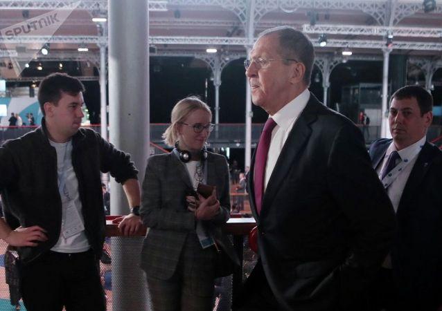 俄羅斯外長:金磚國家在國際事務中發揮著重要的穩定作用