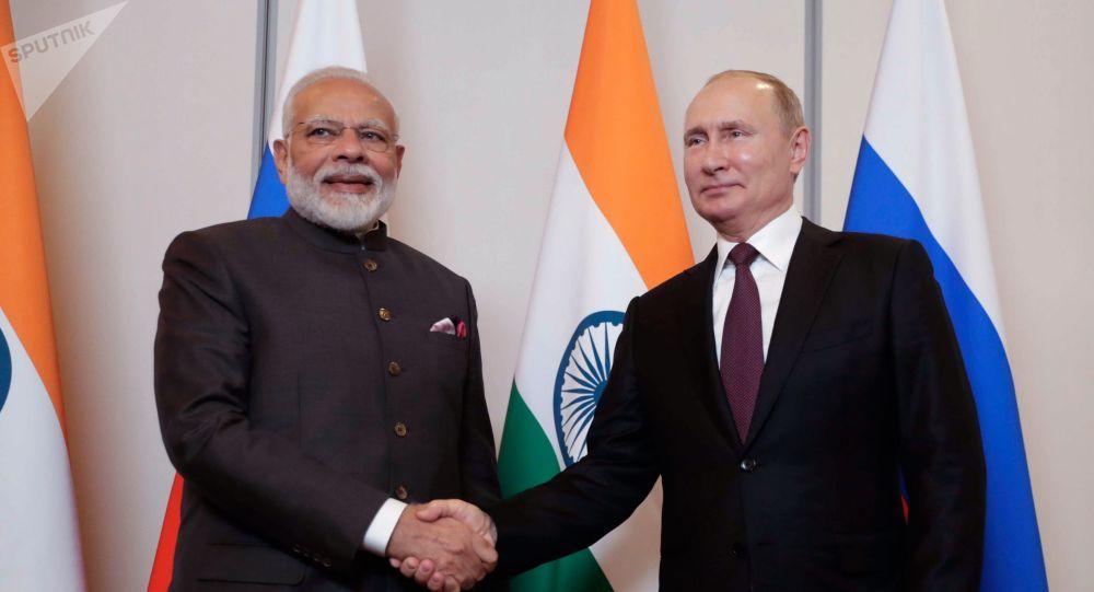 普京和莫迪確認有望於年底在印度召開雙邊峰會