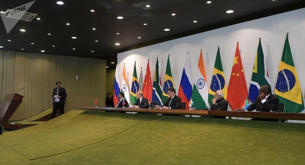 金磚國家領導人在巴西峰會後通過聯合宣言