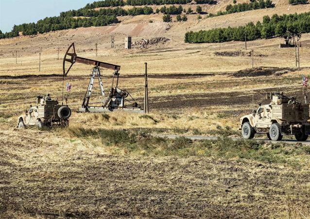 美國不相信敘利亞政府已準備好保護油田免受「伊斯蘭國」襲擾