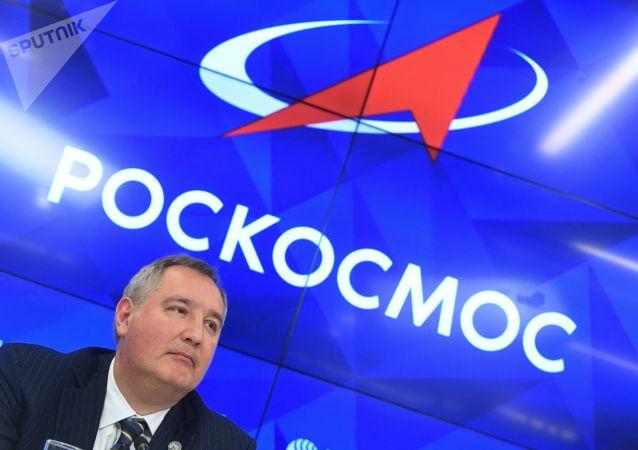 俄航天集團, 羅戈津