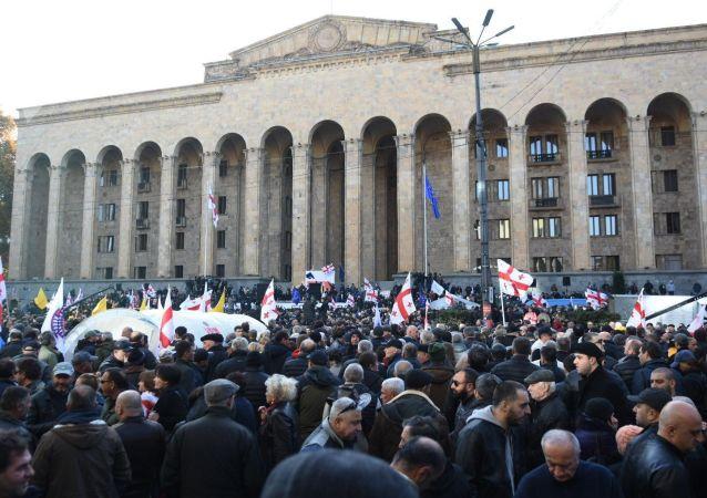 格魯吉亞議會