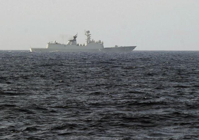 中國海軍艦艇
