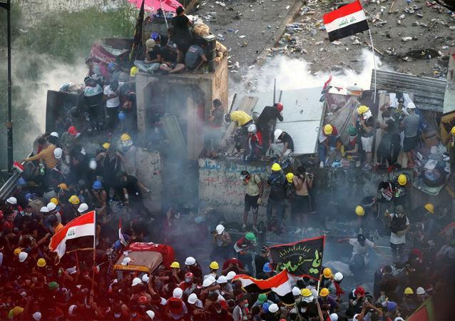 德黑蘭騷亂