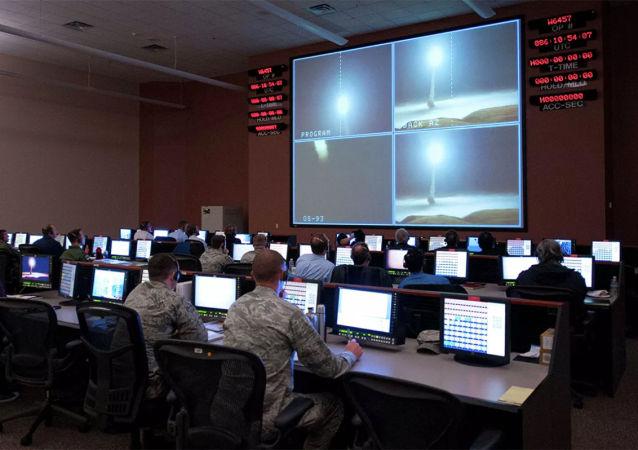 美國進行「民兵-3」洲際彈道導彈試驗