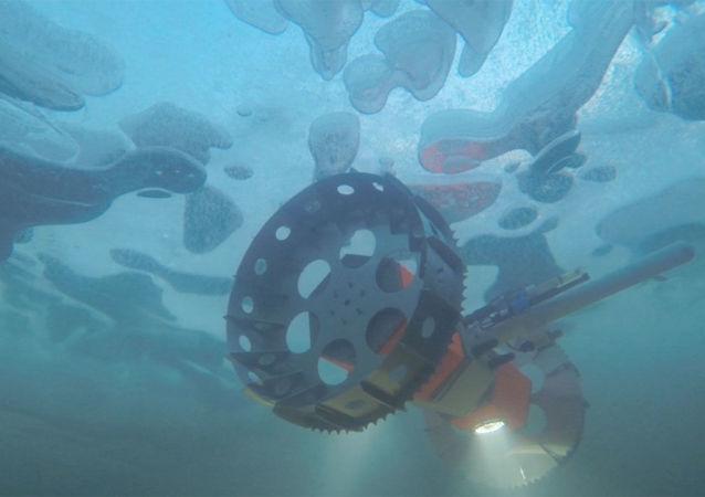 NASA將在南極測試用以尋找外星海洋生命的機器人