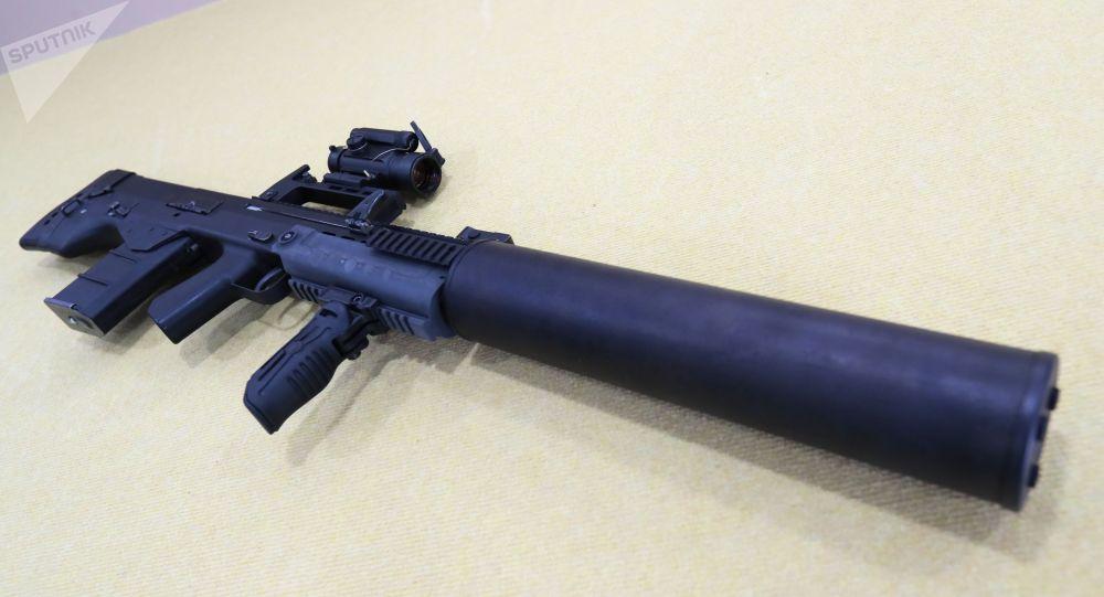 新型ShAK-12突擊步槍是「戰場上的惡夢」