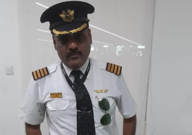 印度機場逮捕一名假扮機長的男子