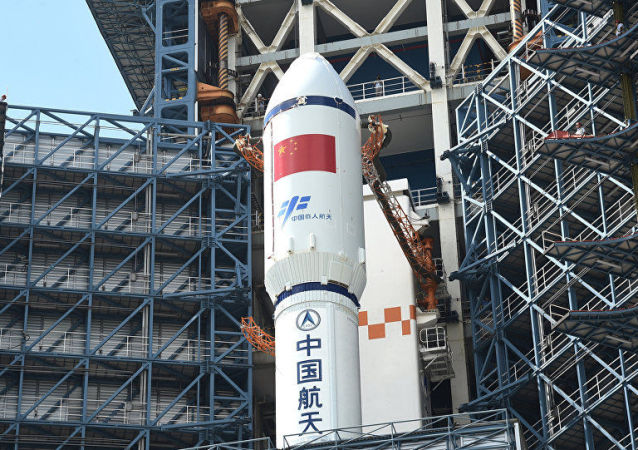 中美太空領域角逐加劇