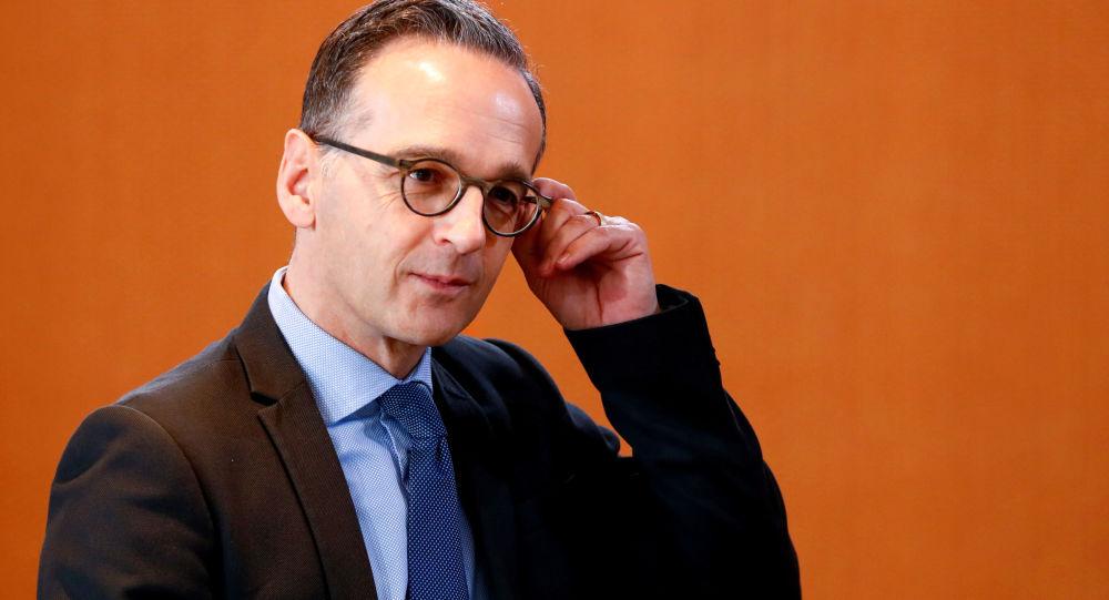 德國外長馬斯稱歐洲應與俄中兩國建立夥伴關係