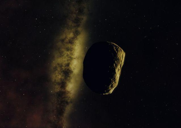 對於地球危險的小行星神秘行為原因被揭開