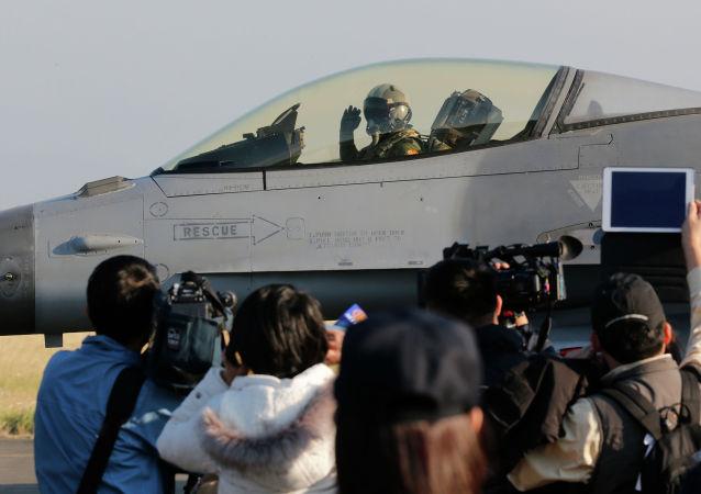 台灣是否將成立F-16V戰鬥機技術服務中心?