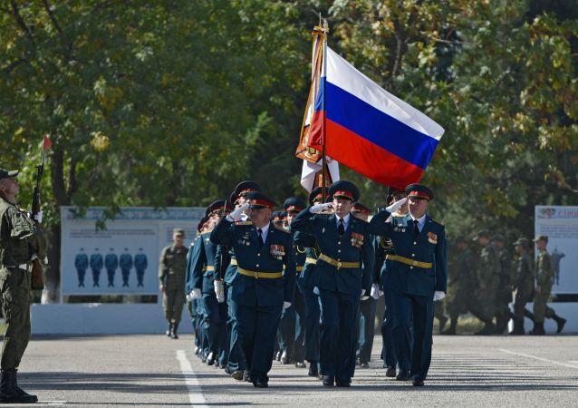 俄駐塔吉克斯坦軍事基地