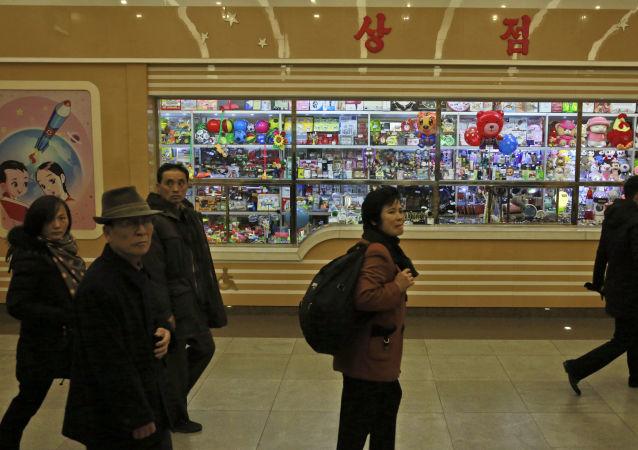 韓媒:朝鮮研發電子移動支付系統並投入使用
