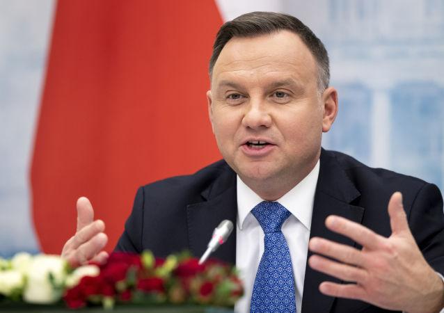 波蘭總統杜達