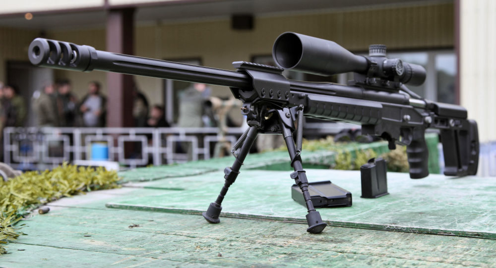 ORSIS T-5000高精度狙擊步槍