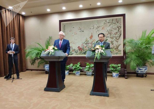 中國副外長:美應盡早回應俄方關於延長《新削減進攻性戰略武器條約》呼籲