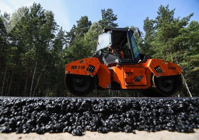 俄副總理宣佈將加快歐洲西部-中國西部公路的建設速度