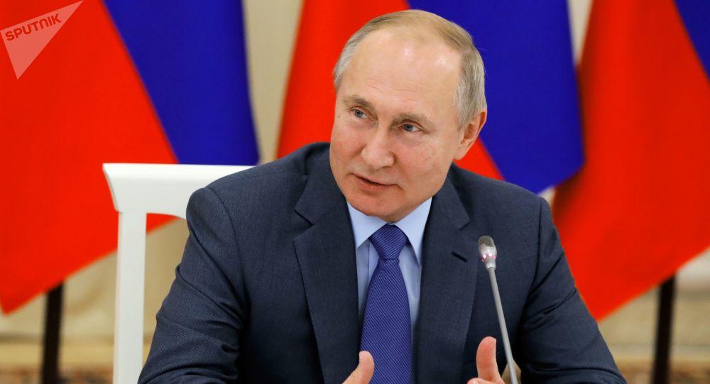 克宮:普京將與「諾曼底模式」參與國領導人在巴黎舉行雙邊會談