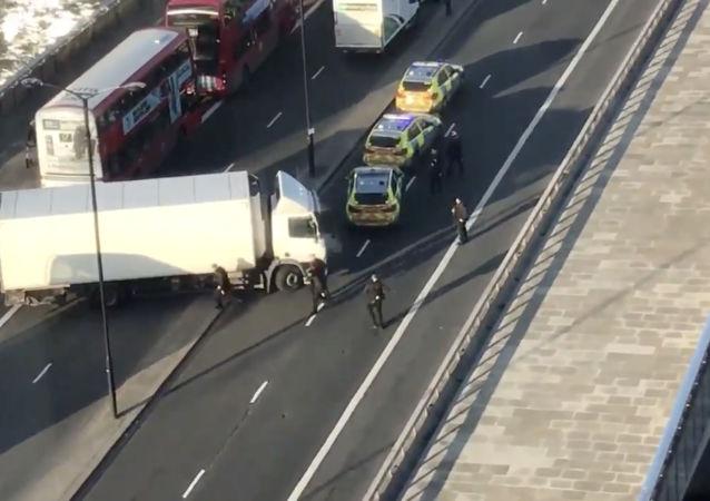 媒體:「伊斯蘭國「宣佈對倫敦橋襲擊事件負責