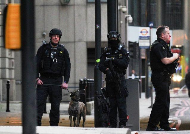 英國警方已查明倫敦橋事件襲擊者身份