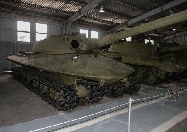 美國評估可用於核戰的蘇聯「279工程」坦克