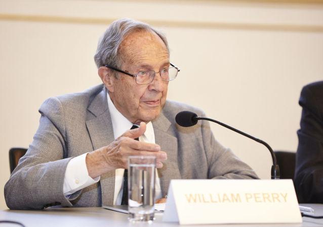 美國前國防部長佩里稱當前核災難危險高於冷戰時期