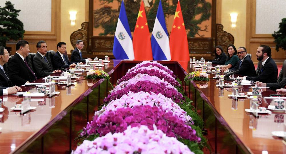 薩爾瓦多相信與中國建交是正確選擇