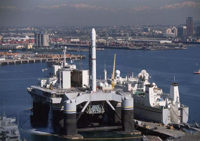 「海上發射」系統