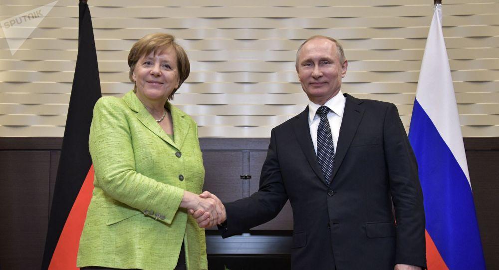 德國政府:德俄領導人將在「諾曼底模式」峰會期間舉行雙邊會晤