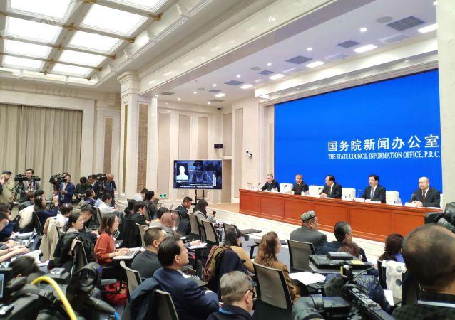 新疆維吾爾自治區主席:新疆穩定發展繁榮的進程任何勢力阻擋不了