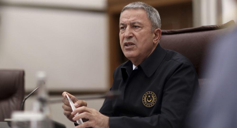 土耳其國防部長阿卡爾