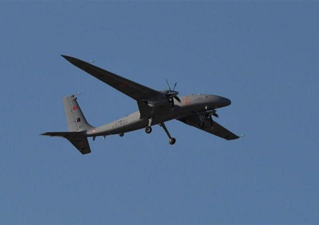 土耳其無人攻擊機
