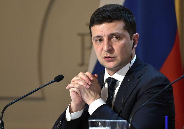 澤連斯基:烏克蘭應當用投資彌補經濟「雪崩」