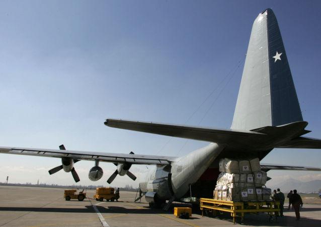 智利防長:失事軍用運輸機上的人員生還幾率渺茫