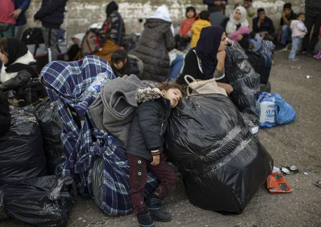 希臘最近一周有六名非法移民被凍死