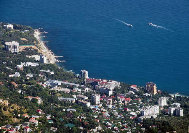 克里米亞遊客數量一年內增長9.3%達到近750萬