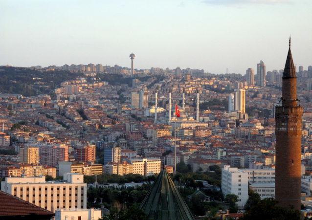 土耳其首都安卡拉