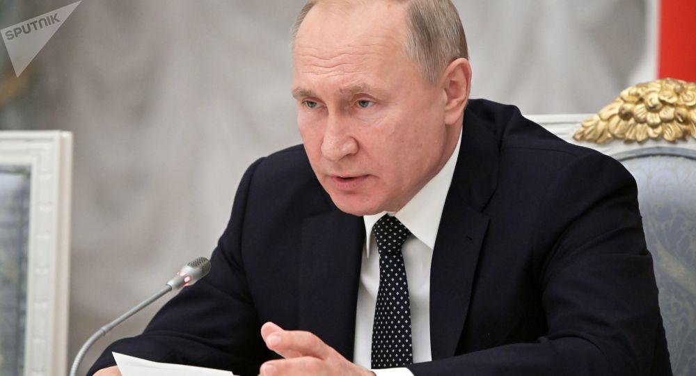 民調:俄羅斯人評選普京為最知名情報人員之一