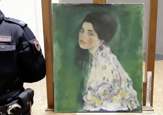 《女人的肖像》