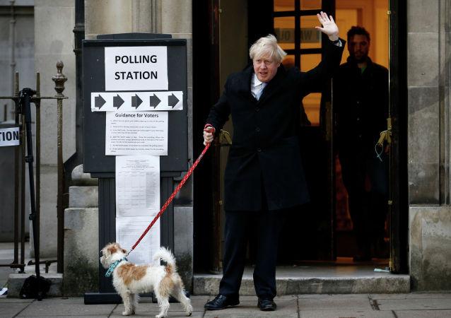 專家:英國首相約翰遜將面臨完成脫歐並解決蘇格蘭獨立問題