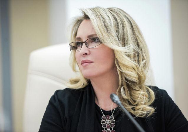 俄羅斯莫斯科國立鋼鐵與合金學院院長阿列夫京娜∙切爾尼科娃