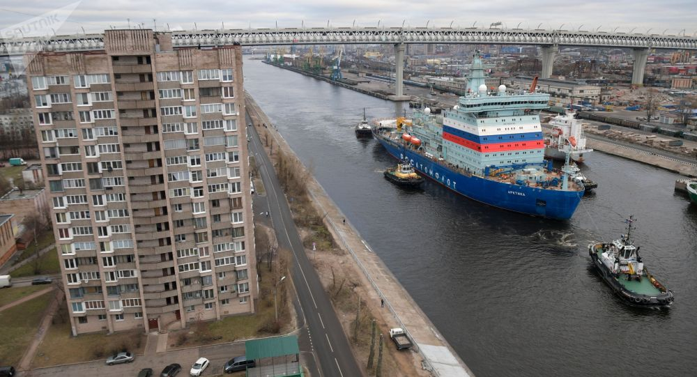 「北極」號核動力破冰船